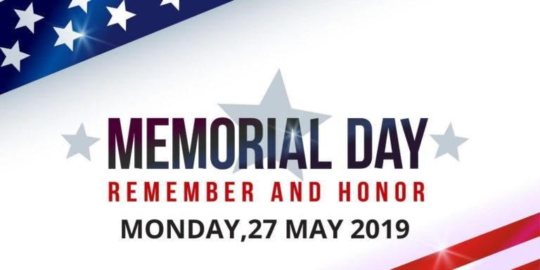 Memorial Day 2019 American Legion Geneva Post 75